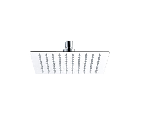 Square Ultra-Thin 200mm Overhead Shower [GLS200]