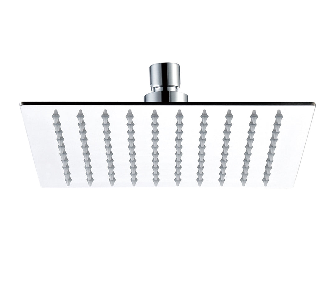 Square Ultra-Thin 400mm Overhead Shower