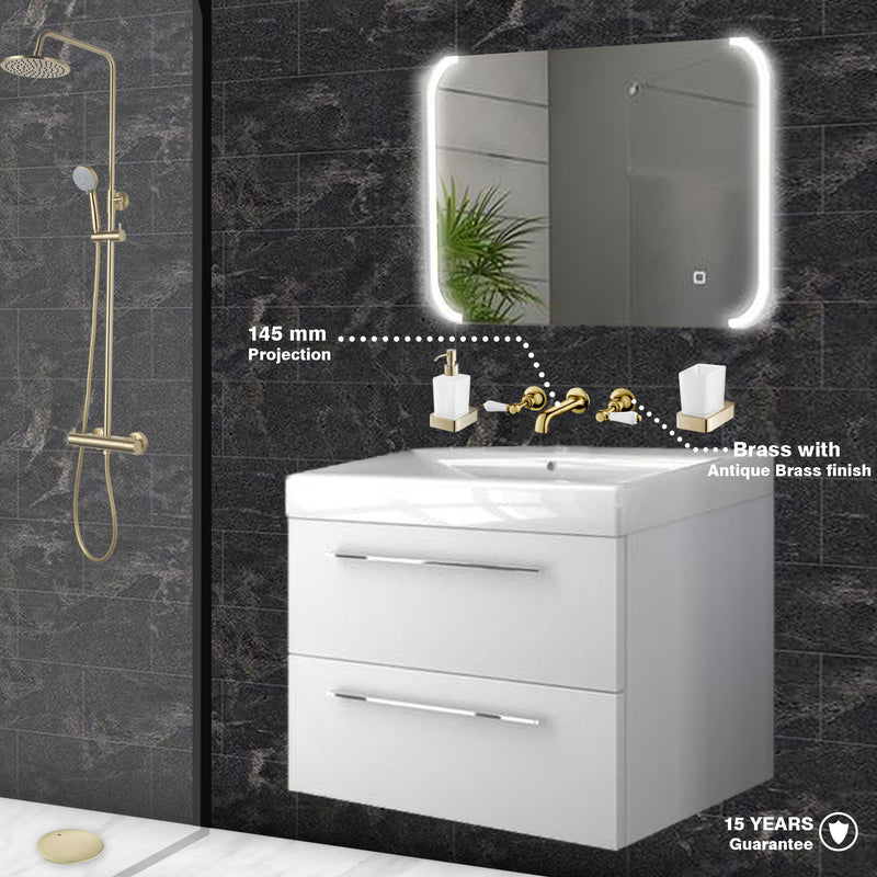 Gold-bathroom-tap-with-gold-accessories-shower-raiser-and-bathroom-furniture