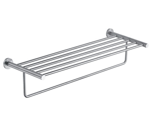 inox-brushed-stainless-steel-wall-mounted-towel-shelf-with-rail-626mm-ix181