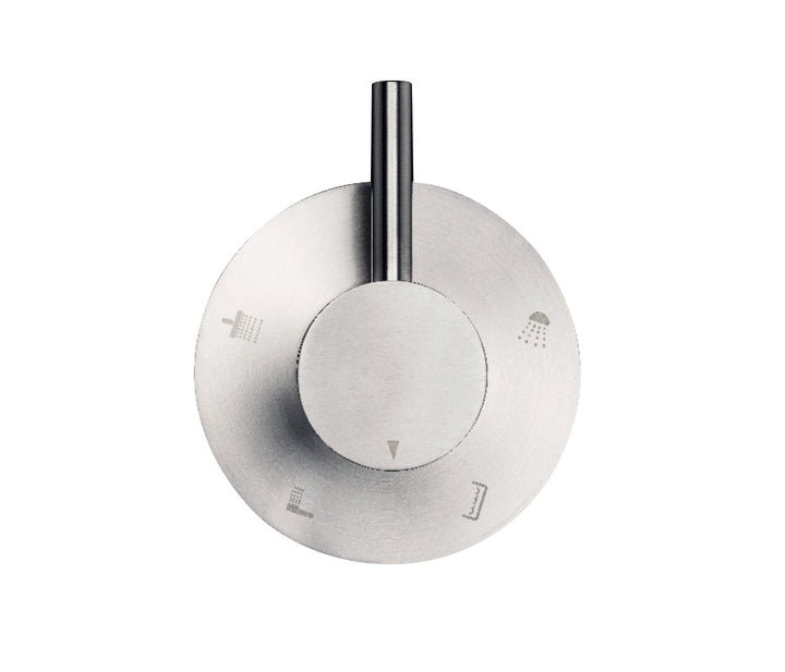 Stainless Steel Diverter Valve | tapron.co.uk