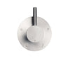 Inox Brushed Stainless Steel 4  Way Diverter Valve [IX287]