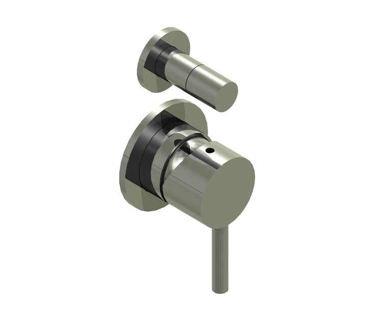 Manual Diverted Valve Stainless Steel | tapron.co.uk
