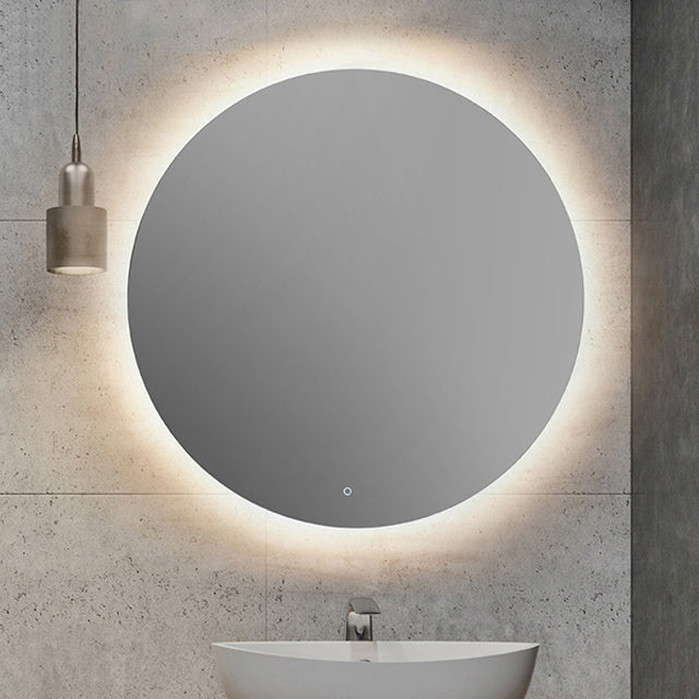 SMD-LED touch sensitive Defog Mirror