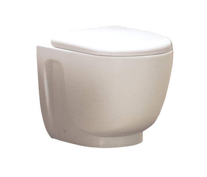 Style Back to Wall WC Pan