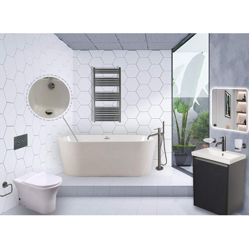 Tapron-brushed-black-bathroom-accessories-brushed-black-free-standing-bath-tap