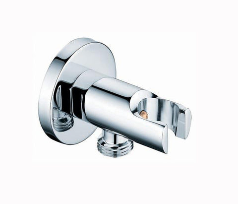 Water outlet elbow safety valve for douche [595]