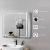 LED Mirror Cabinet Double Door [TRSN800]