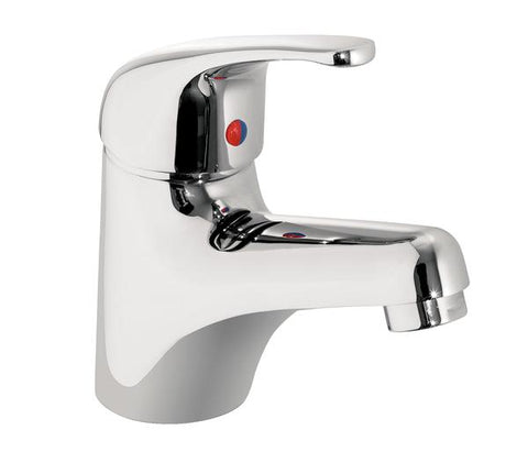 XY single lever basin mixer with click clack, LP 0.2 [XY108]