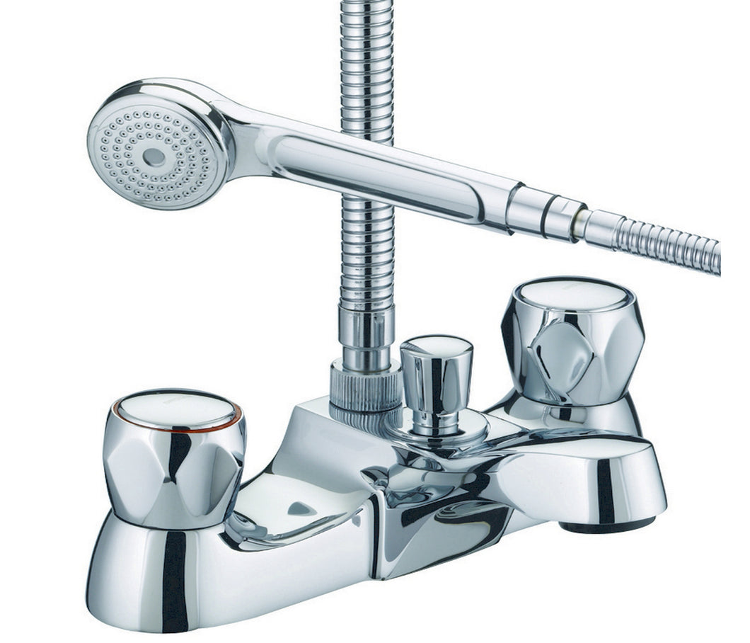 Astra bath shower mixer with kit, LP 0.2 - Tapron