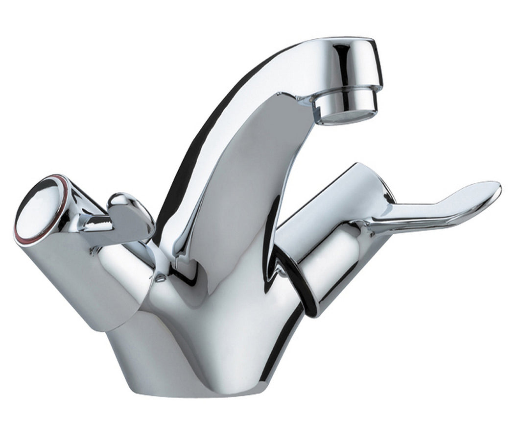 Astra-CD mono basin mixer with pop up waste, LP 0.2 - Tapron