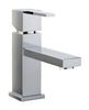 Gaia Lever Mini Single Lever Basin Mixer without Pop up waste [86025SD]