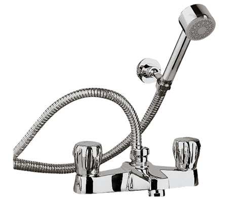Continental bath shower mixer with kit, LP 0.2 [275]