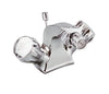 Continental mono bidet mixer with pop up waste, LP 0.2 [613]