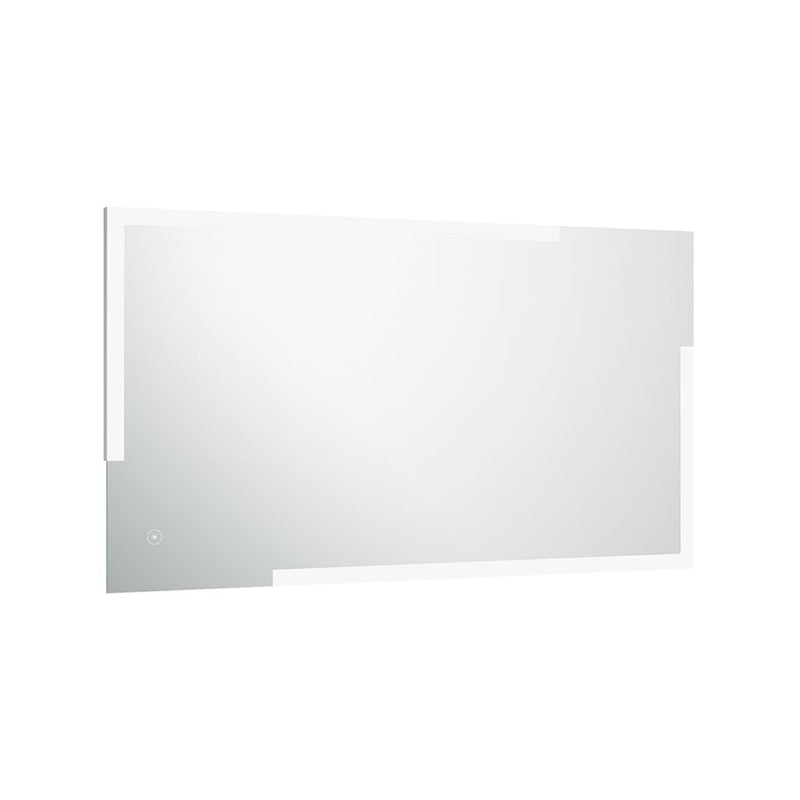 Mirror with Heated Pad and Touch Switch
