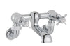 Chester Pinch Wall Mounted Bath Filler - Chrome [98223 ]