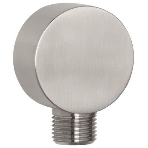 Wall Outlet Elbow Stainless Steel | tapron.co.uk