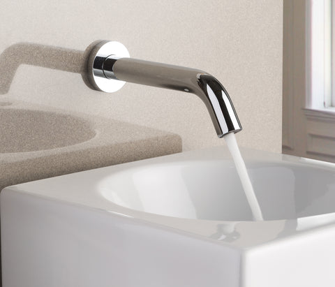 React Sensor wall spout mains/battery operated, MP 0.5 [20513]