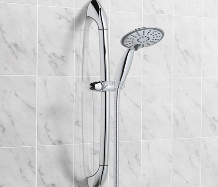 Continental bath shower mixer with kit, LP 0.2 - Tapron