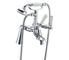 Sapphire deck mounted bath shower mixer with kit, LP 0.2 [JTSN301P]