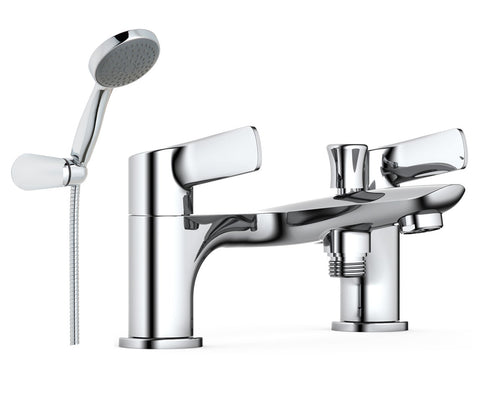 Deck Mounted Bath Shower Mixer with Kit, LP 0.2 [JTYE301P]