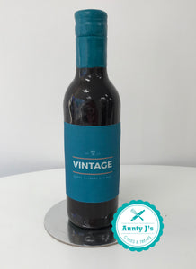 Fathers Day Chocolate Wine Bottles