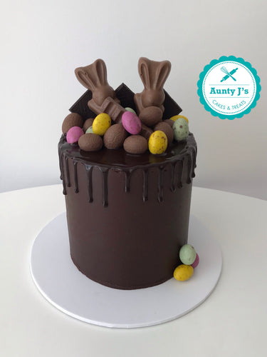 Easter Drip Cake