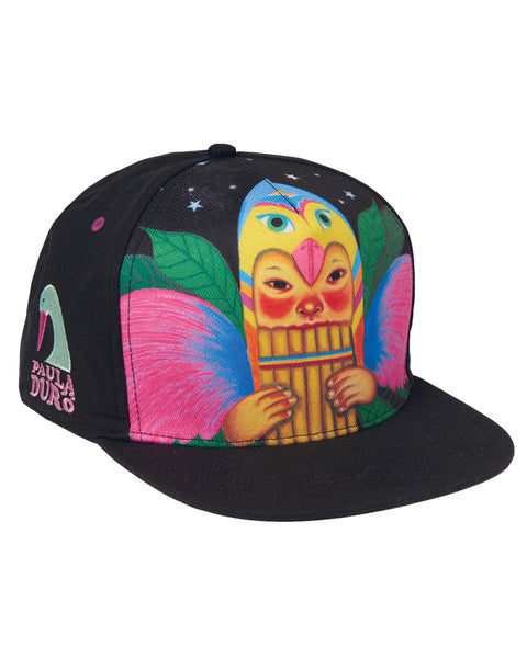 Andes Snapback by Paula Duro