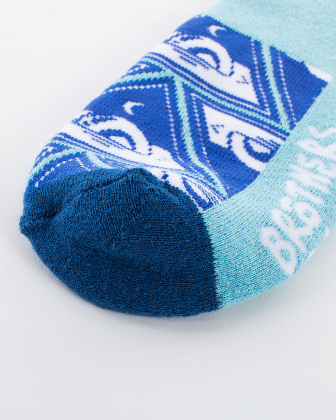 Ice by Brothers of Light - Organic Hemp Socks