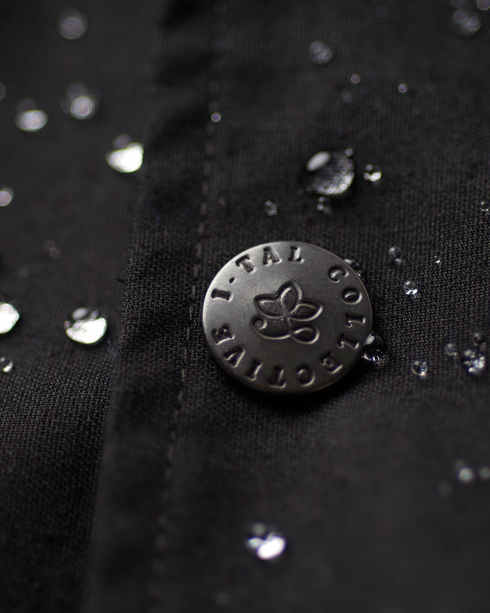 Yang Waterproof Coach Jacket