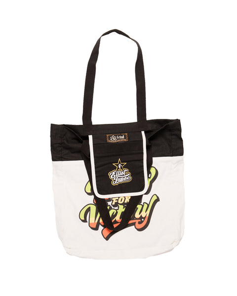 Victory by Elliot Tupac - Packable Totebag