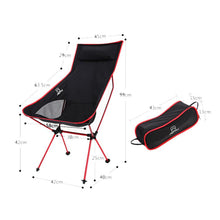 Ultra Light Folding Camp Chair