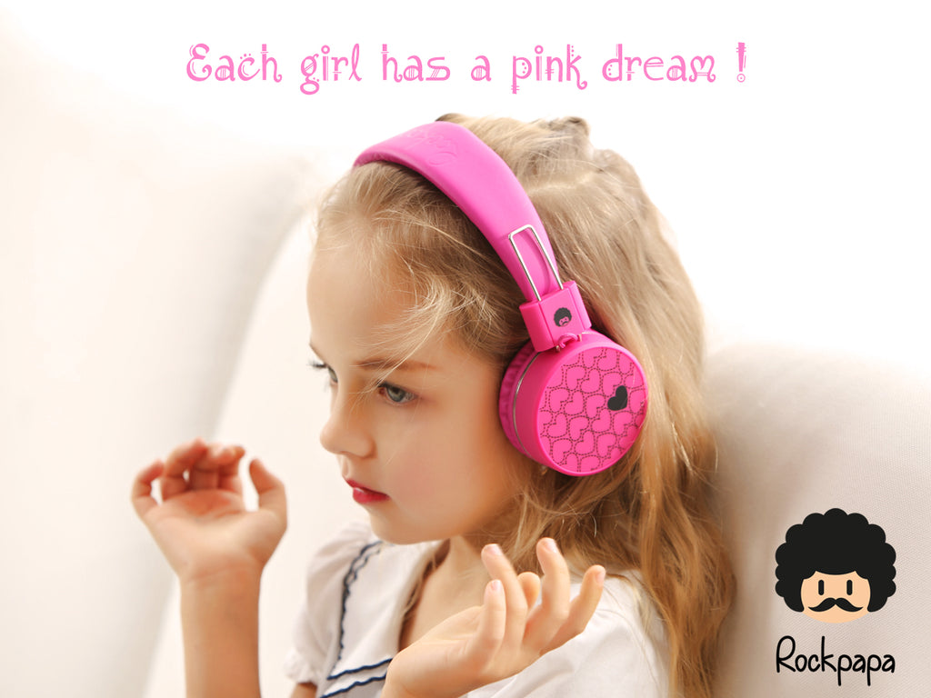 Each girl has a pink dream!
