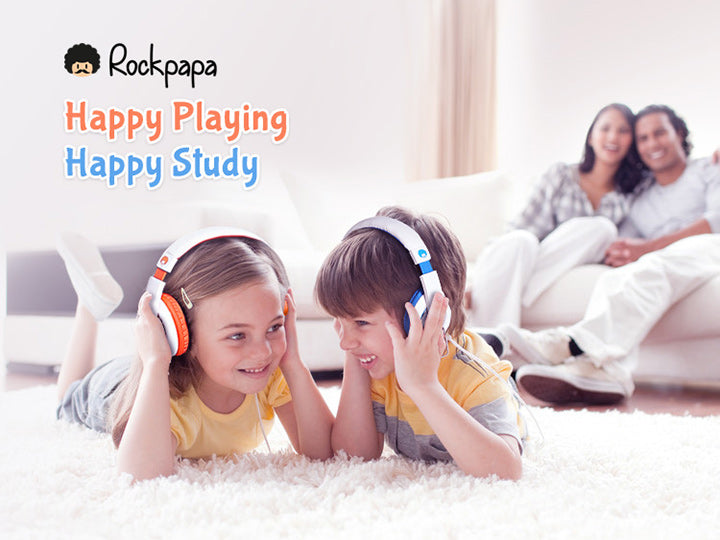 The Reason Why Kids Love Rockpapa's Headphones and Earphones