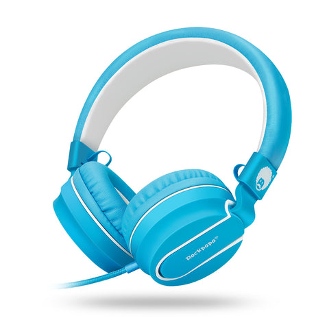 952 Matte Headphones Blue
