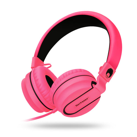 952 Matte Headphones Pink