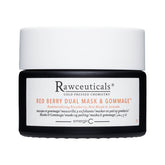 Rawceuticals RED BERRY DUAL MASK & GOMMAGE mask 50ml