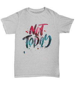 BTS Not Today Graphic T-shirt