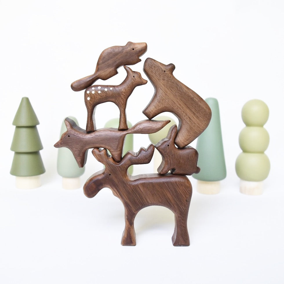 forest and wild toy shop handcrafted wooden toys