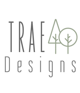 Trae Designs handcrafted play items and decor made from wood.