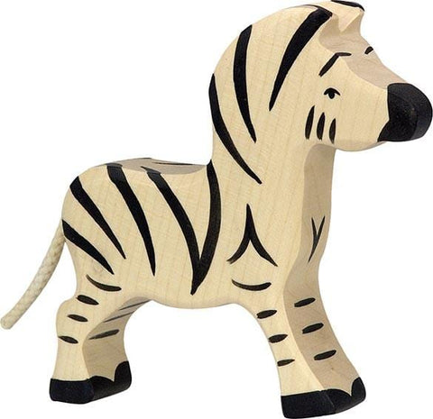Zebra (small) by HOLZTIGER