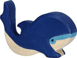Blue Whale (small) by HOLZTIGER