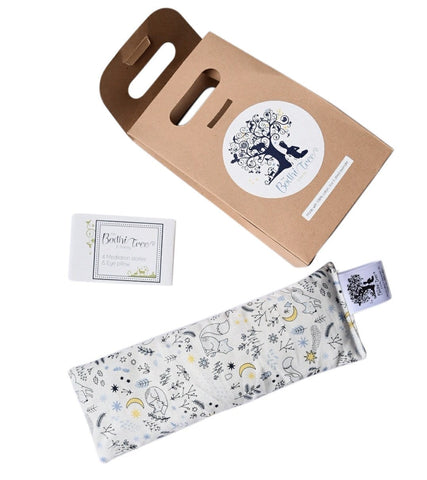 Meditation kit with lavender eye pillow