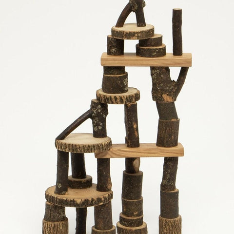Tree Blocks (set of 36)