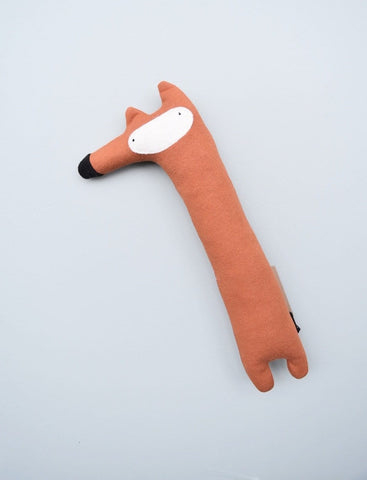 Long neck Fox Rattle (organic)