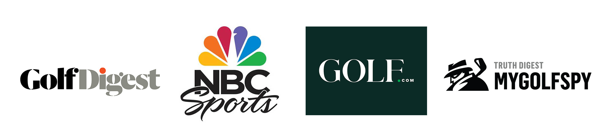 Palm featured in Golf Digest, NBC, Golf.com, MyGolfSpy