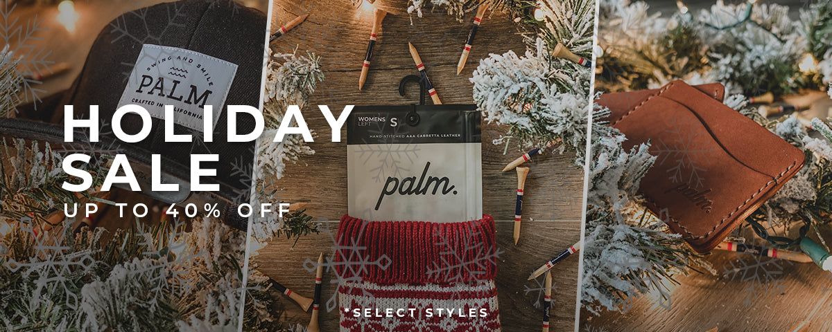 Palm Holiday Sale