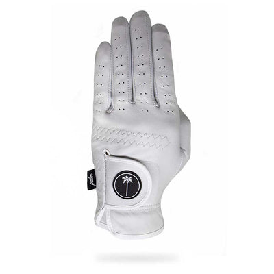 The Canvas Glove - White - Palm Golf Co.