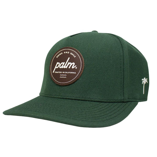 Lowtide Strapback - Hunter - Palm Golf Co.