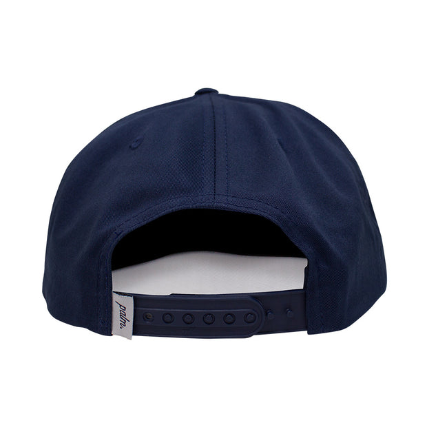 The Roadie - Navy (Unstructured) - Palm Golf Co.